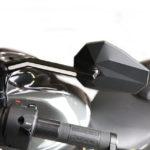 highsider spiegel STEALTH -X3 met LED-positielicht