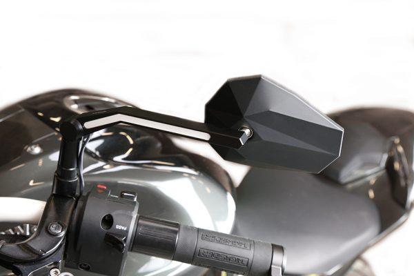 highsider Lustro STEALTH -X3 z diodowym ?wiat?em pozycyjnym LED