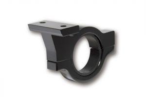 HIGHSIDER Aluminium Lenkerschelle, schwarz, für Kontrollanzeige 360-230
