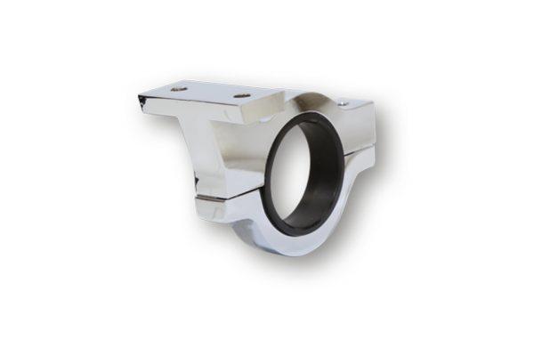HIGHSIDER aluminium styrklämma, förkromad, för kontrollinstrument 360-231