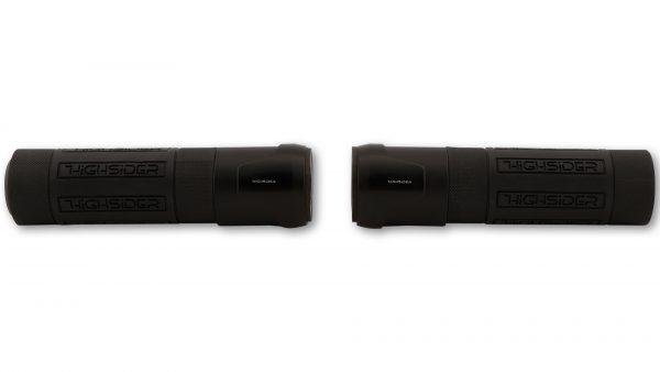 highsider AKRON gumowy uchwyt kierownicy, 7/8 cala (22,2 mm), 132 mm