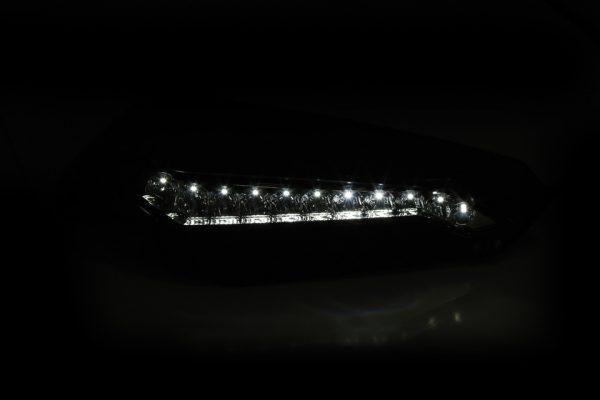 highsider Osłony ręczne z diodą LED do jazdy dziennej